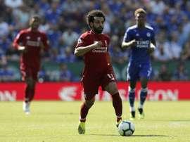 Les compos probables de Liverpool-Leicester. AFP