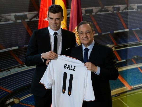 As transferências mais caras da história do futebol - Gareth Bale