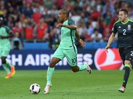 Joao Mario is thought to be a target for Manchester United. AFP