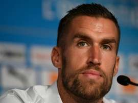 Kevin Strootman decidió marcharse al Olympique de Marsella. AFP