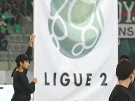 Les matches de Ligue 2. AFP