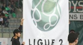 Ca jouait en Ligue 2 ce soir. AFP