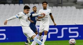 Les compos probables du match de Ligue 1 entre Marseille et Lens. AFP