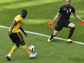 Lukaku scored twice. EFE
