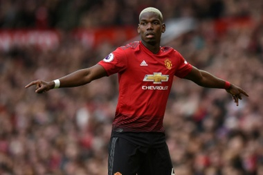 Juve are reportedly interested in Pogba. AFP