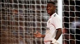 Negredo cree que Vinicius es un buen jugador, pero le falta la experiencia que dan los años. AFP