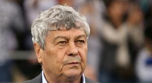 Lucescu renonce au Dynamo Kiev à cause des supporters. AFP