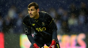 Casillas sera là pour la finale. AFP
