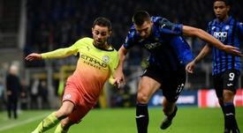Le Barça aurait sondé Bernardo Silva. AFP