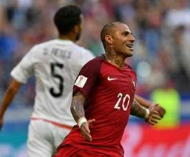 Ricardo Quaresma expressou seu amor ao Porto. AFP