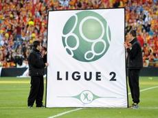 On jouait en Ligue 2 ce soir. AFP