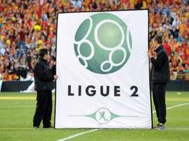 Auxerre décroche le nul contre Guingamp. AFP