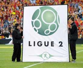 L'AS Nancy Lorraine a remporté vendredi son premier match de la saison face au Gazélec Ajaccio. AFP