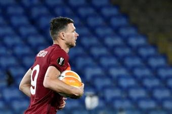 Dzeko piace all'Inter. AFP