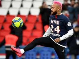 Neymar sera présent pour Dortmund. AFP