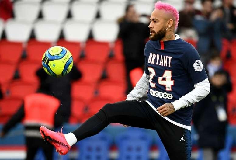 Dernière répétition à Amiens sans Neymar avant Dortmund et la Ligue des Champions. AFP