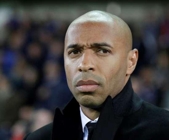 Henry n'est resté que trois mois à la tête de Monaco. AFP