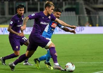 El Inter busca la manera de fichar a Lorenzo Insigne. AFP