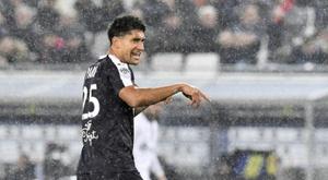 Les compos probables du match de Ligue 1 entre Bordeaux et Saint-Étienne. AFP