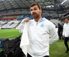 Villas-Boas a refusé une offre de Newcastle. AFP