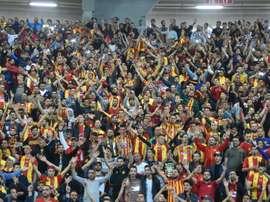La Tunisie vent debout contre la décision de la CAF. AFP