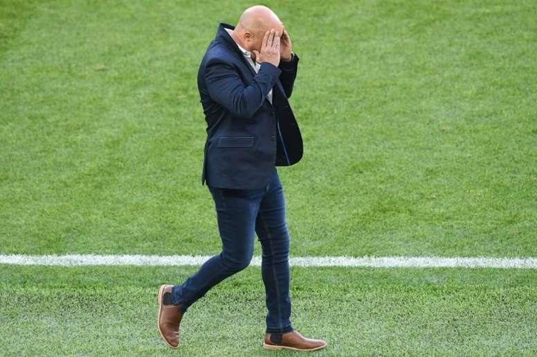 Sampaoli dejará de ser el seleccionador argentino. AFP