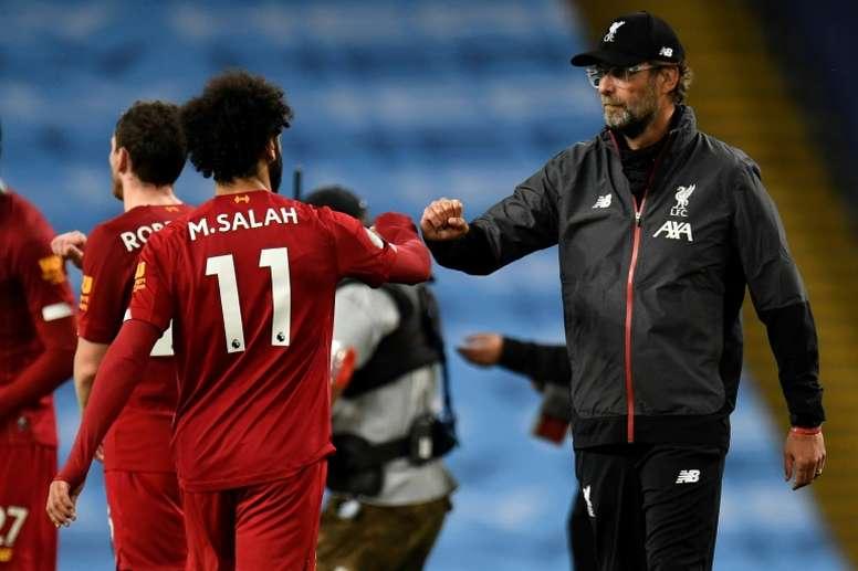 Le nouvel objectif de Liverpool. AFP