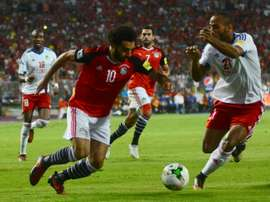 Salah goals take Egypt to 2018 World Cup. AFP