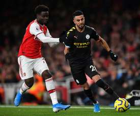 Le Borussia veut enrôler Saka, la perle d'Arsenal. EFE