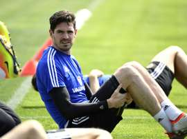 Kyle Lafferty has already played for Rangers. AFP