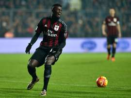 AC Milan forward M'Baye Niang has revealed he will be staying at San Siro this summer. BeSoccer