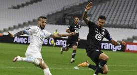 Marseille sauve un point contre Lille. AFP