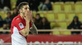 Monaco bute sur un grand gardien rémois, l'Europe s'éloigne. AFP