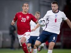 Nul médiocre entre le Danemark et l'Angleterre. afp