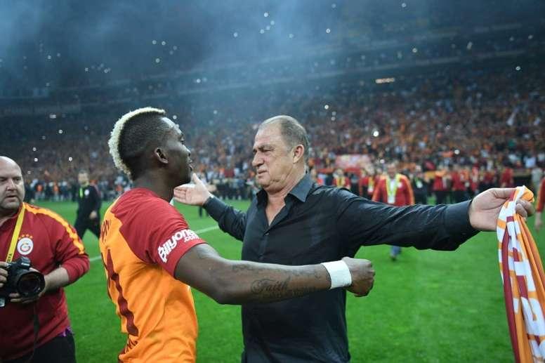 Onyekuru pourrait rester en Turquie. AFP