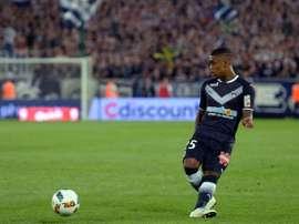 Malcom foi um dos destaques da Liga Francesa. AFP