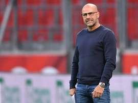 Des entraîneurs en Allemagne demandent un assouplissement du protocole sanitaire. afp