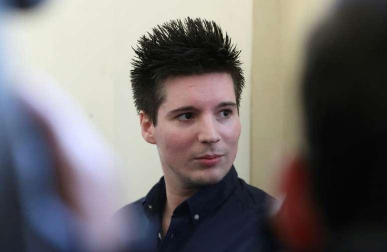 Le hacker Rui Pinto libéré en attendant son procès. AFP
