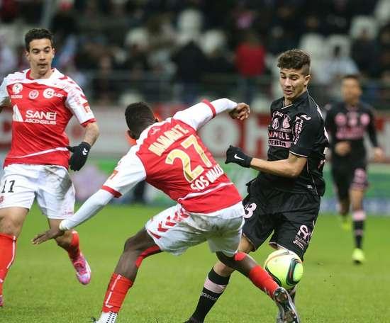 Machach jugará el Mundial con Marruecos. AFP