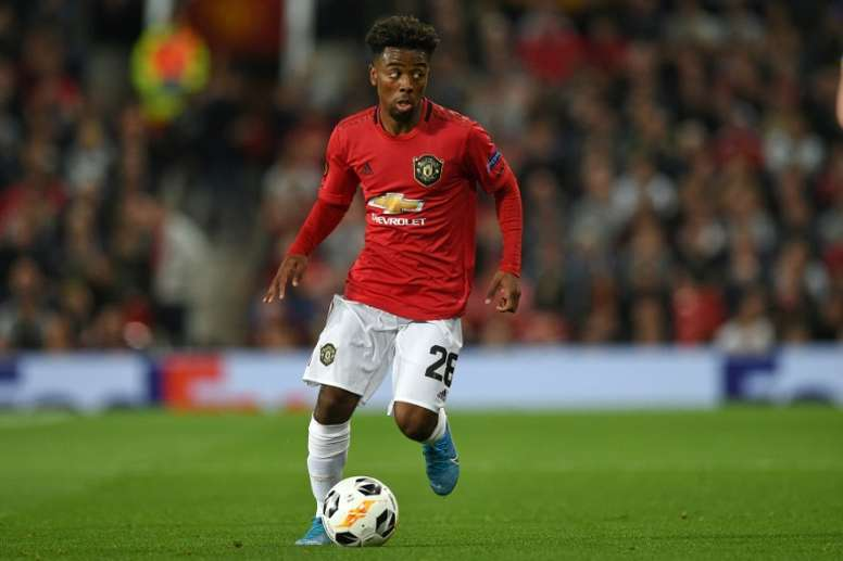 Angel Gomes à Lille, c'est imminent ! AFP