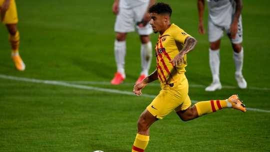Koeman évoque la place de Coutinho dans son Barça. AFP
