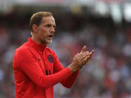 Tuchel could be key to Neymar' departure in its last stages. AFP