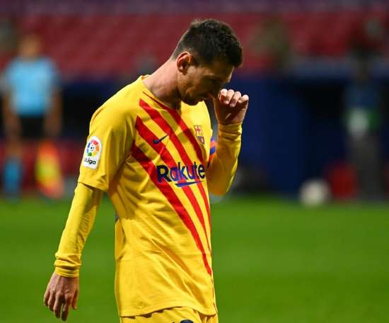 Will Messi stay? AFP
