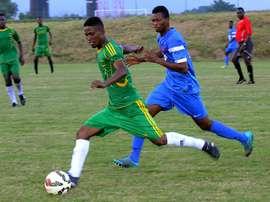 El fútbol ghanés, en problemas por culpa del sexo. AFP