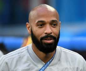 Henry has coaching experience. AFP