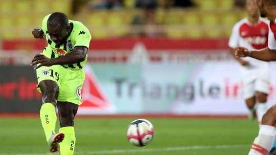 Pas de Bahoken pour Angers. AFP