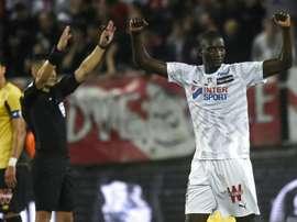 Lille battu par Amiens. AFP