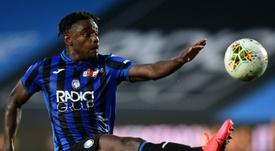 Le formazioni ufficiali di Parma-Atalanta. AFP