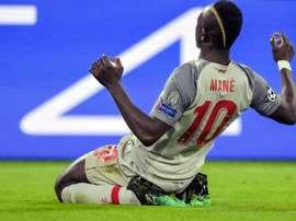 Mane is on Madrid's agenda. AFP