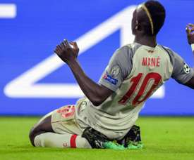 Mane is on Madrid's agenda. AFP